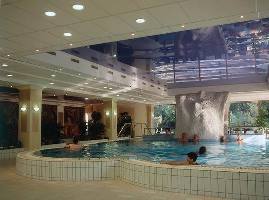 Premier fitness danubius health spa resort margitsziget