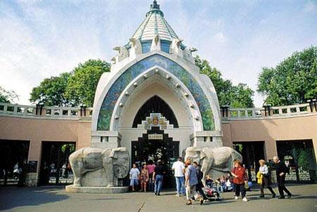 Budapest Zoo Amp Botanical Garden Budapest Monument Of Art