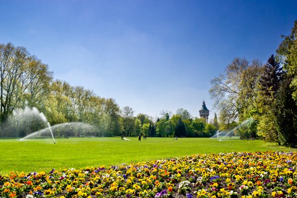 margaret island - budapest parks