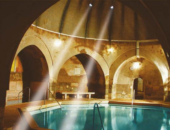 Kir ly bad budapest b der thermalbad in budapest - Bagno turco gay ...