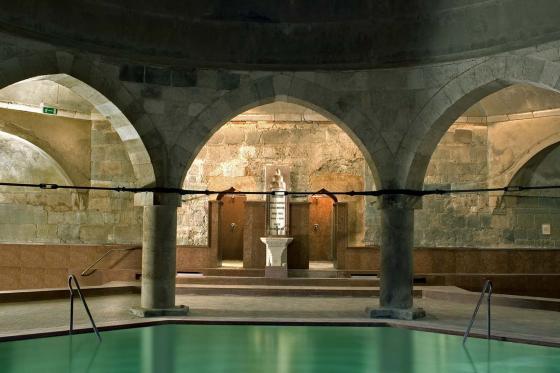 Rudas Bath Budapest Baths Thermal Bath Budapest Spa