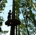 Adventure Island in Tihany - Forest Adventure Park