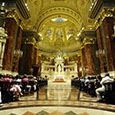 Organ concert in St. Stephen's Basilica