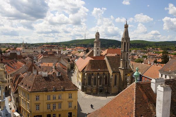 Sopron Reisen Amp Tourist Guide Touristische Information