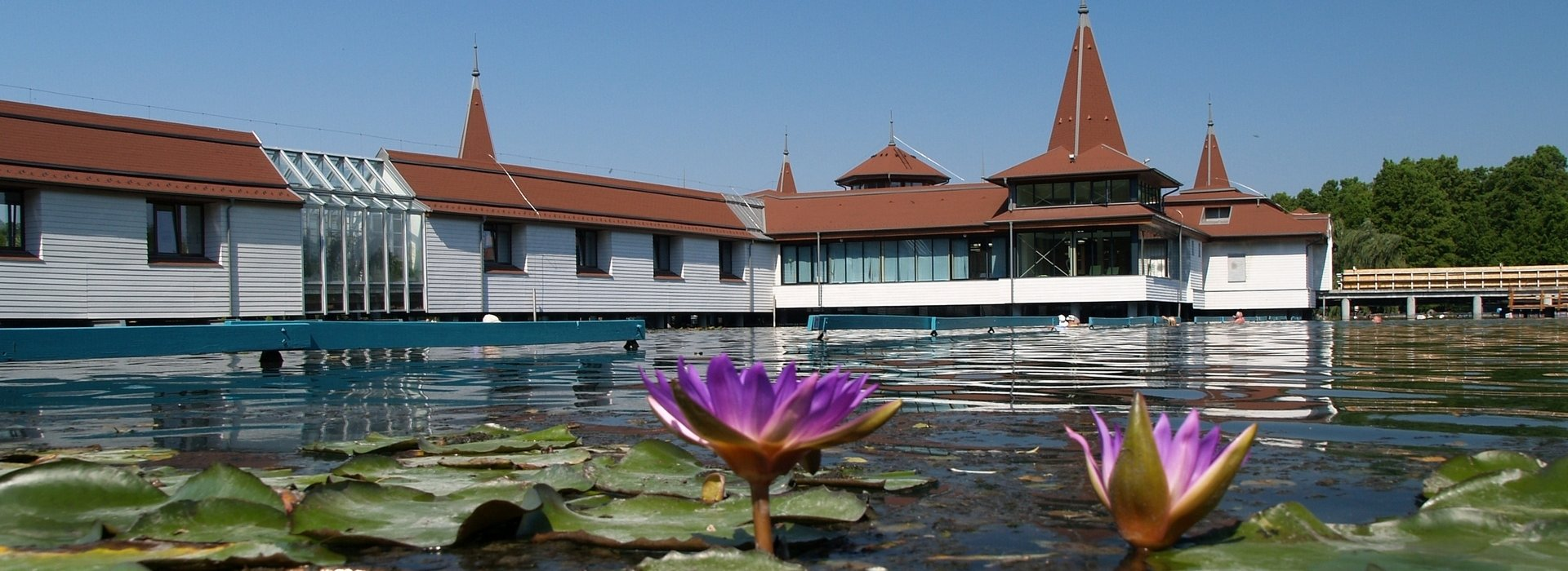 Thermal baths and health resort