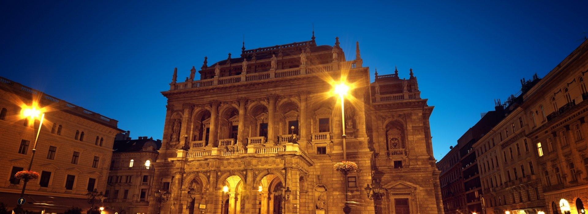 Budapest Kultureller Boulevard – Sehenswürdigkeiten in Budapest