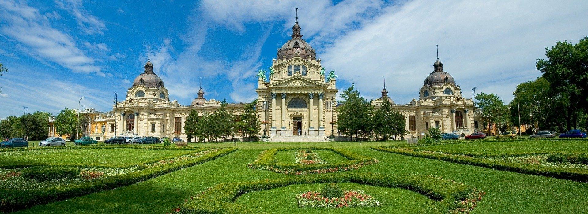 Budapest City Park  – Budapest Varosliget