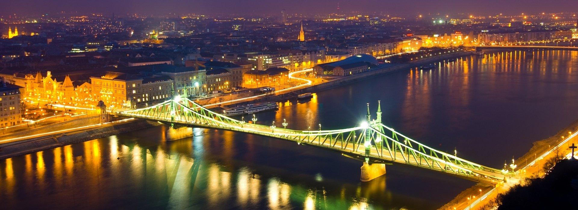 Budapest Brücken – Brücken in Budapest, Ungarn