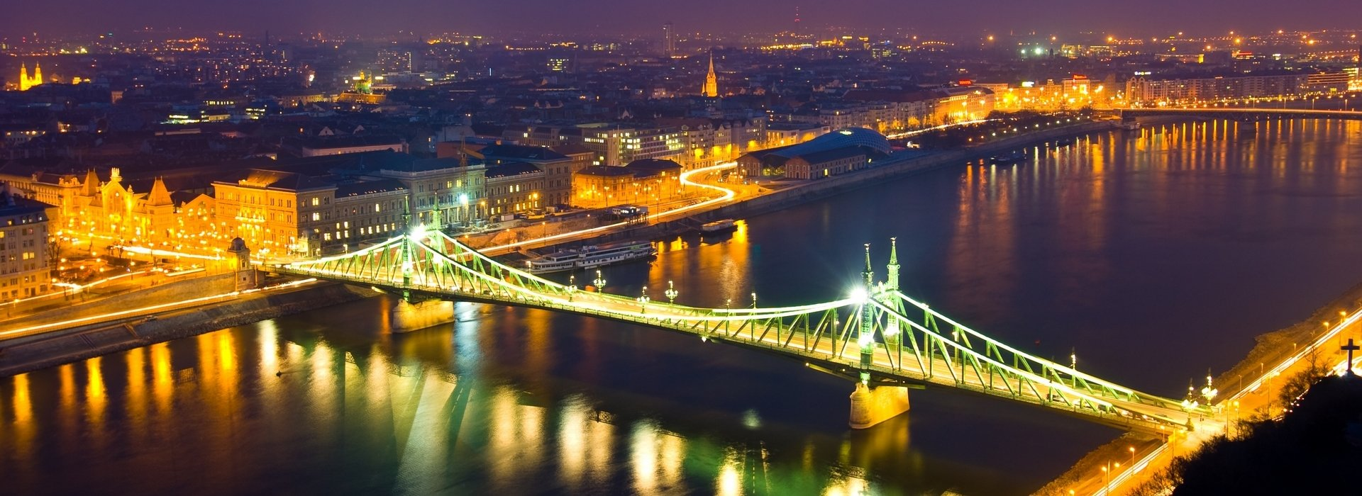 Bridges in Budapest – Budapest Bridges
