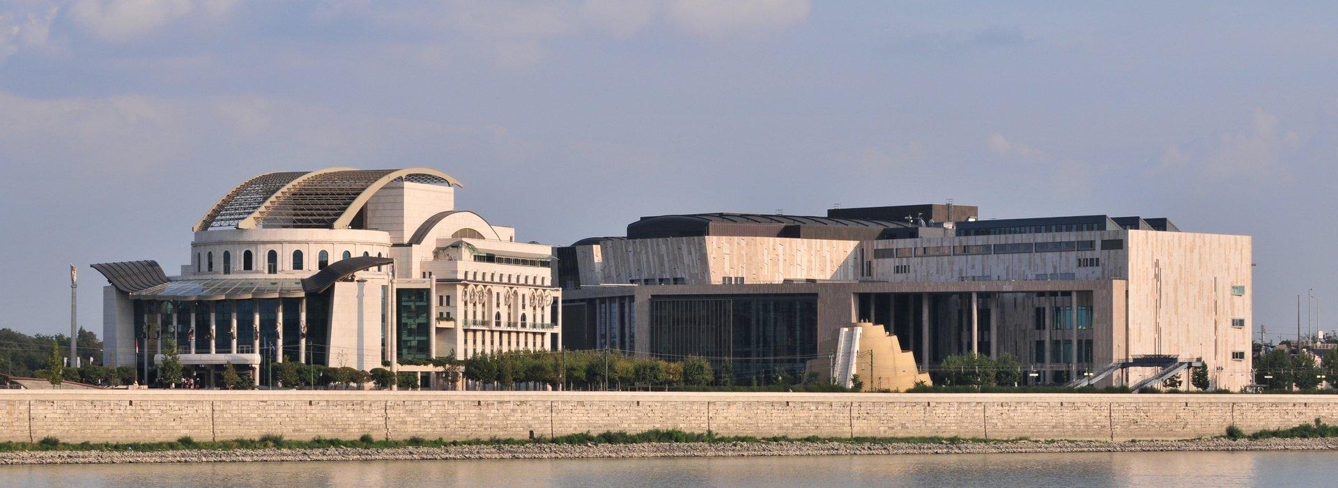 Budapest Theatern & Konzertsäle – Theater & Konzertsaal in Budapest, Ungarn