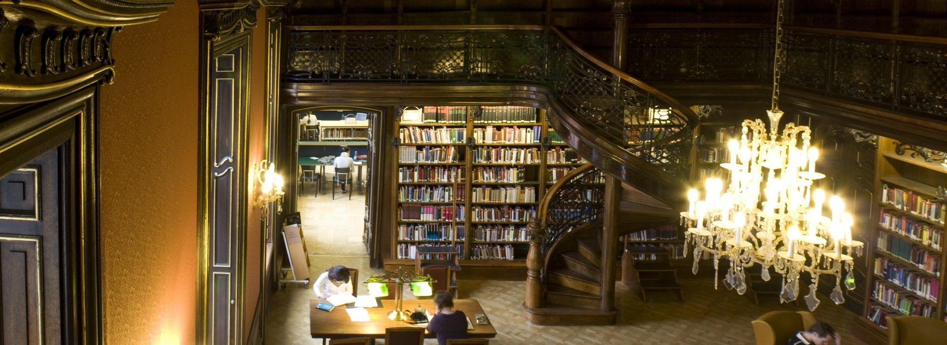 Budapest Bibliotheken – Bibliothek in Budapest, Ungarn