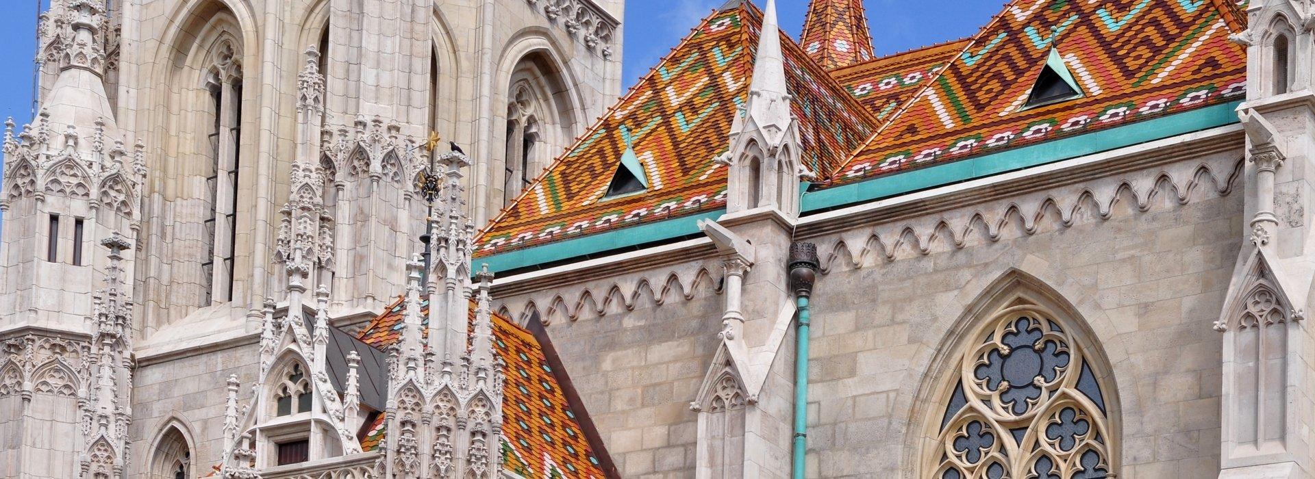 Budapest Kirchen – Kirche & kirchliche Sammlungen in Budapest, Ungarn