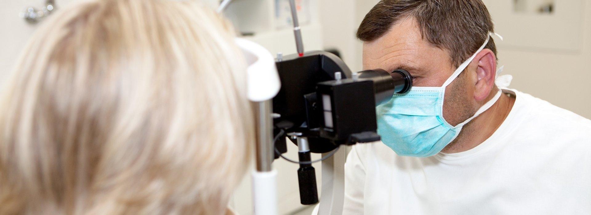 Szürkehályog műtét – Szemészeti vizsgálat
