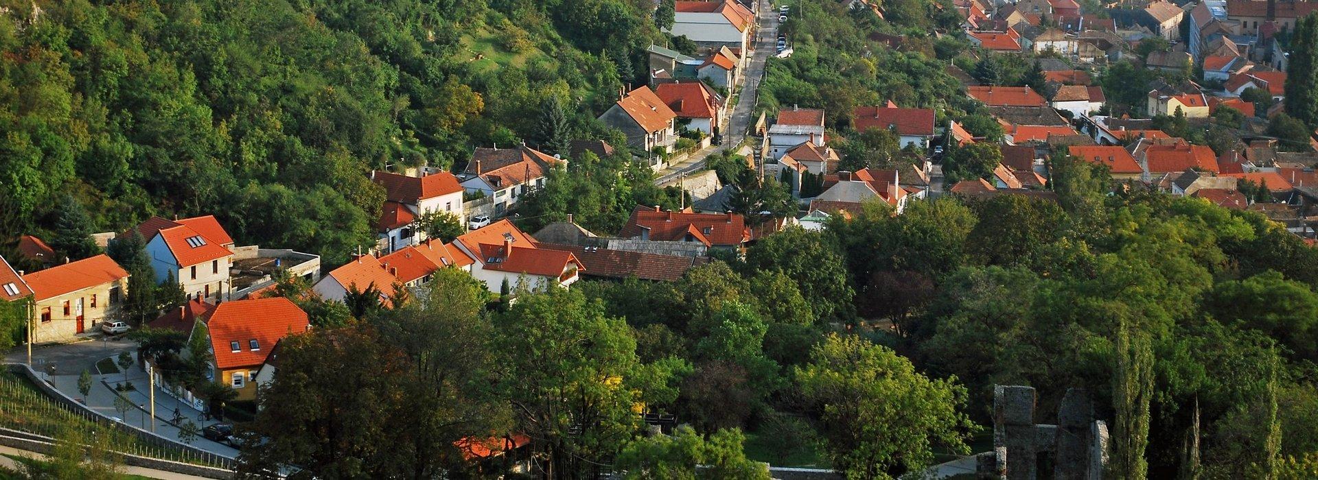 Pécs Karten