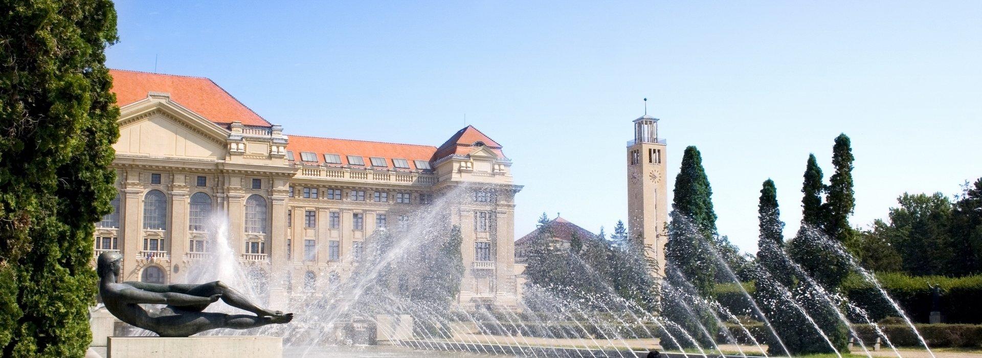 Touristische Inforportal von Debrecen