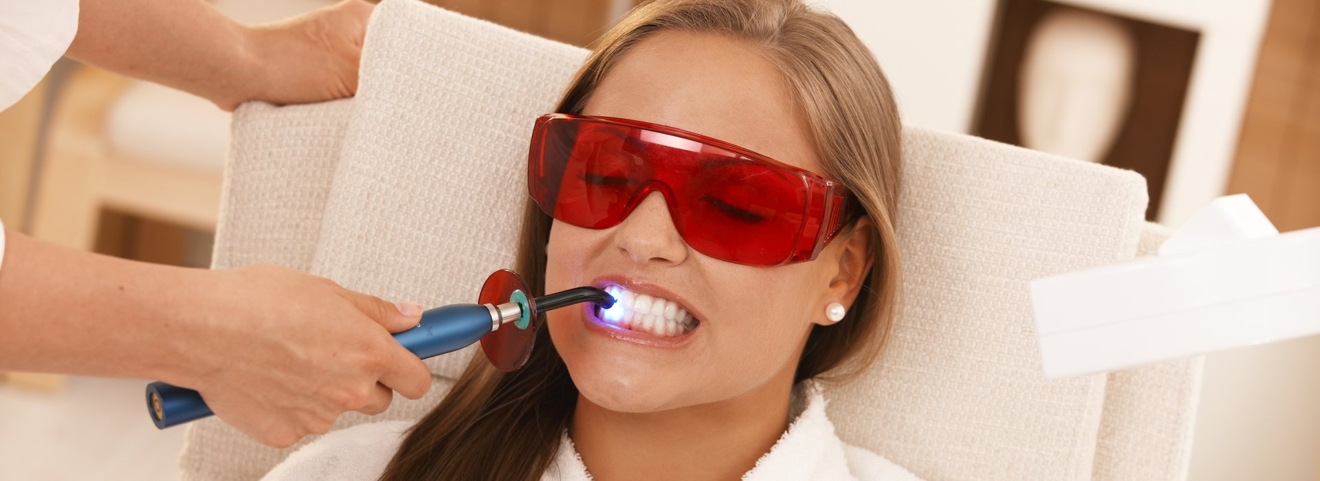 Zahn Polieren