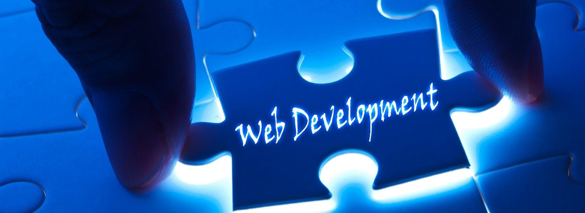 Webseite Entwicklung