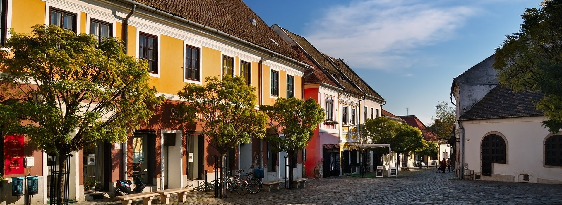Szentendre accommodation - Hotels, pensions, apartments