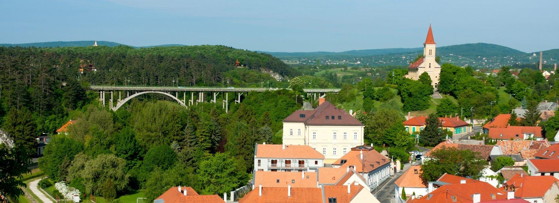 Szállás Veszprém