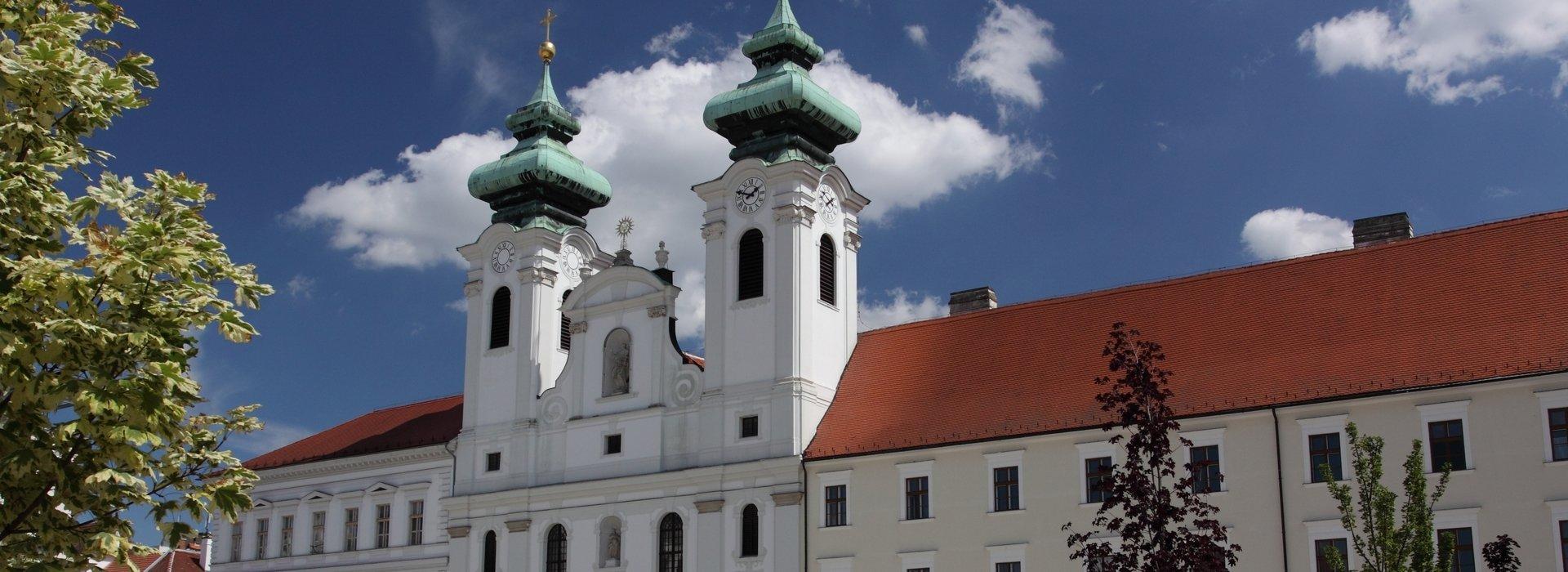 Győr Sehenswürdigkeiten