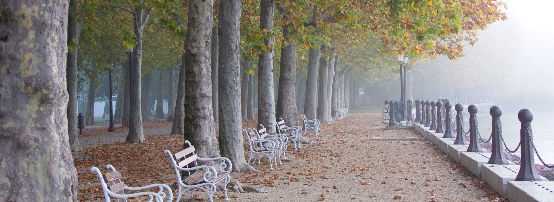 Balatonfüred Környéke – Kirándulások