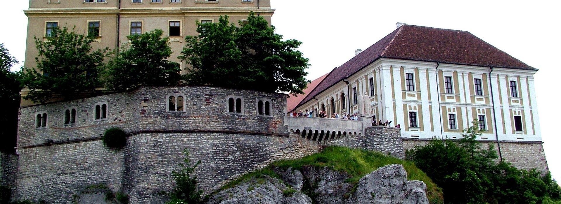 Sehenswürdigkeiten in Veszprém