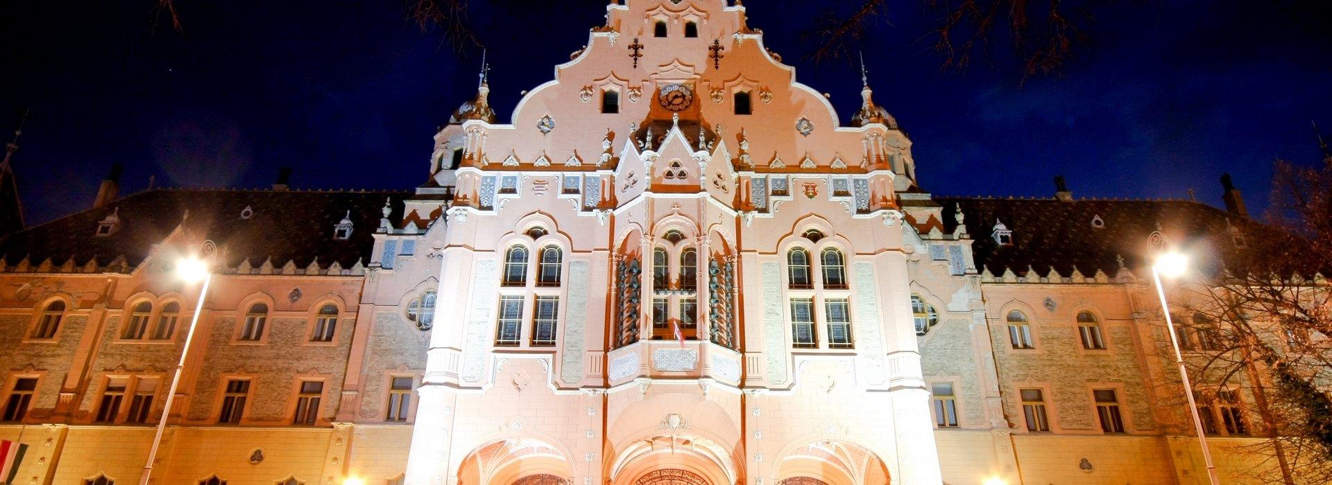 Sehenswürdigkeiten in Gyula