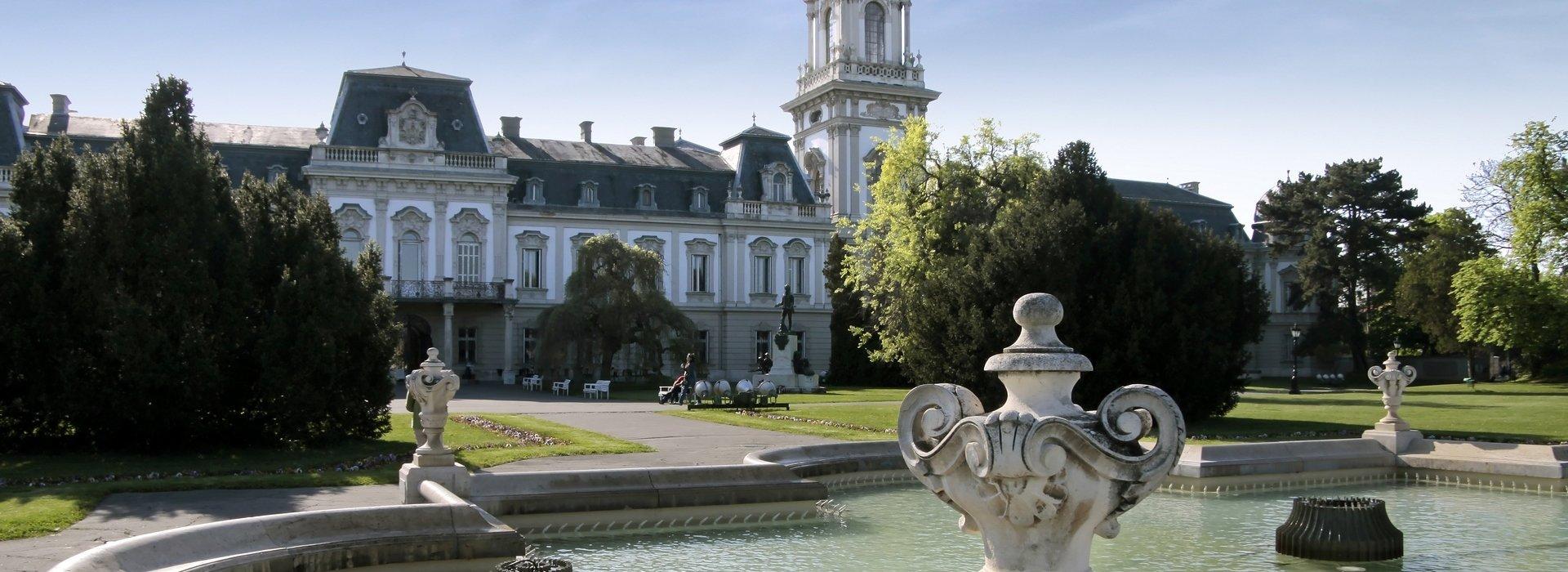 Keszthely History – History of Keszthely