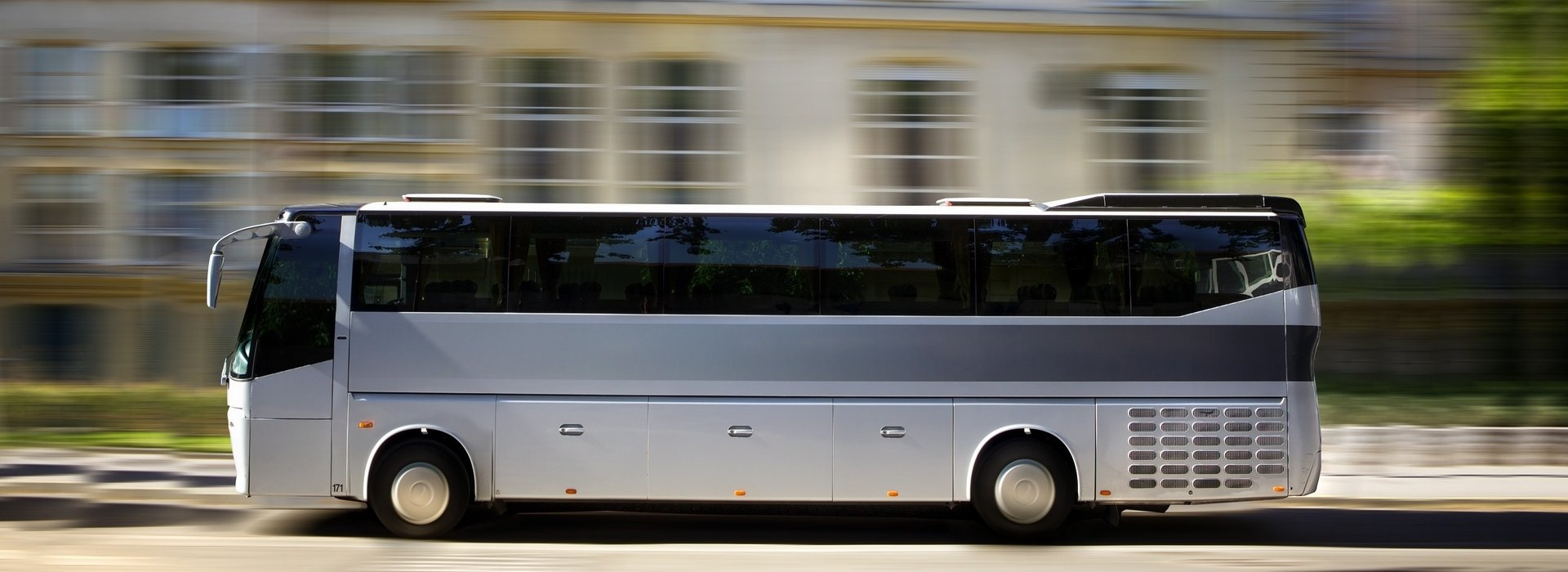 Coach hire for Corporate Travel