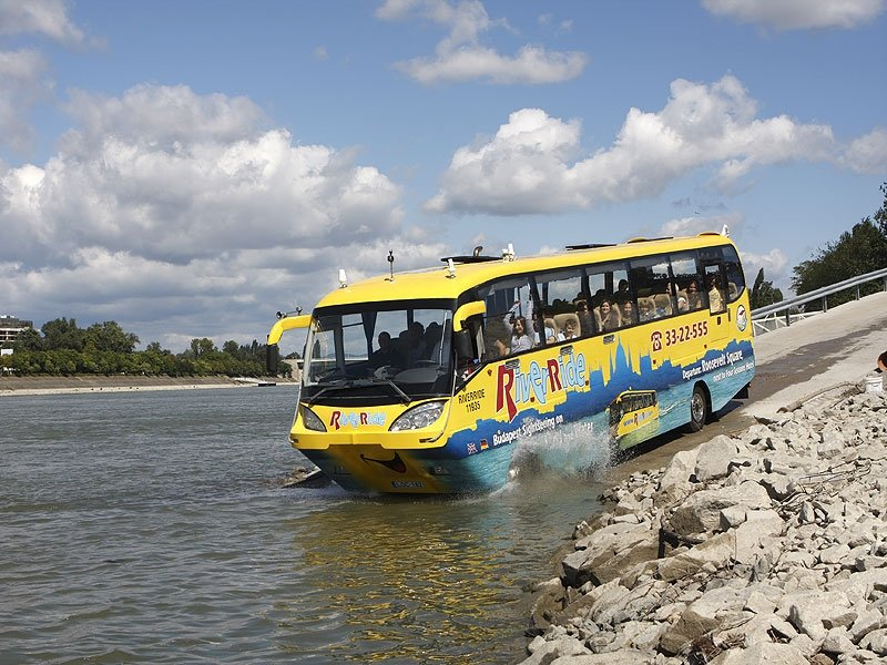 City Tour In Budapest With Waterbus Budapest Sightseeing