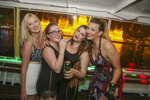 Pub Crawl & Party Cruise on the Danube