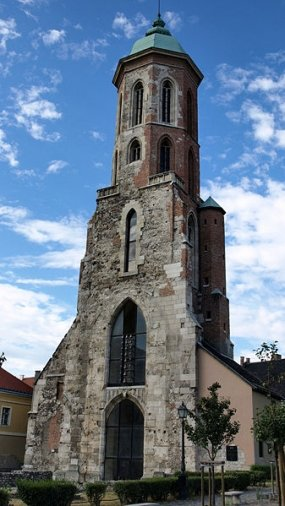 Tower of the Church of Mary Magdalene