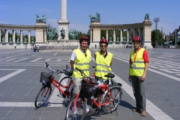 City Tour by Bike