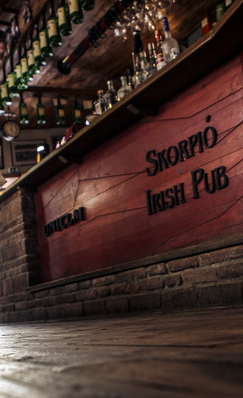 Scorpio Irish Pub
