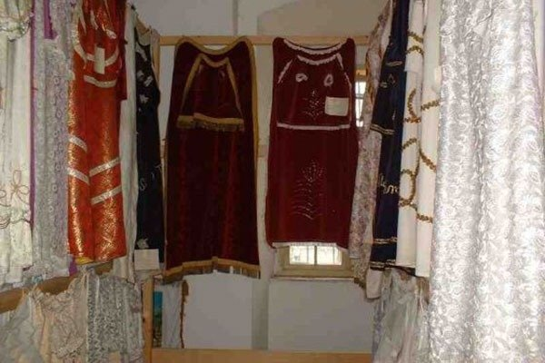 Museum of Maria-clothes