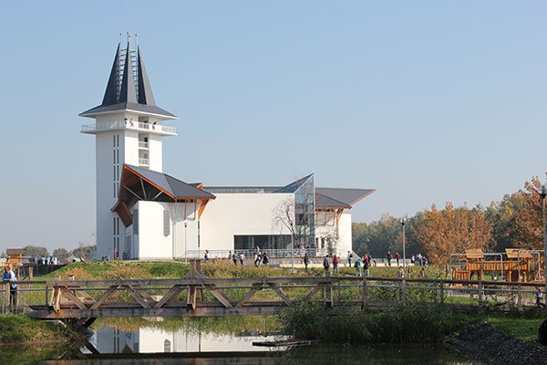 Tisza Lake Nature Centre