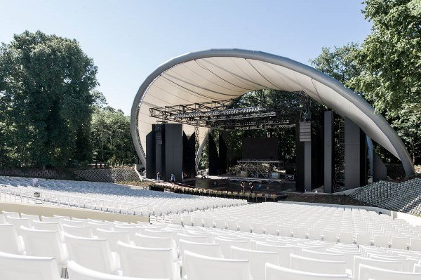 Margaret Island Open Air Stage