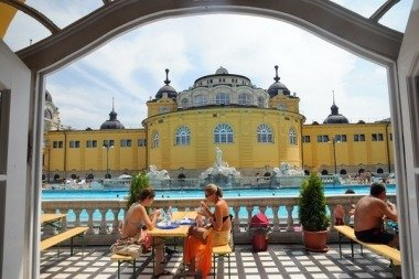 Sz 233 Chenyi Bath Budapest Baths Thermal Bath Budapest