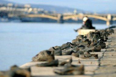 Schuhe Am Donau Ufer Ein Erschutterndes Denkmal Budapest