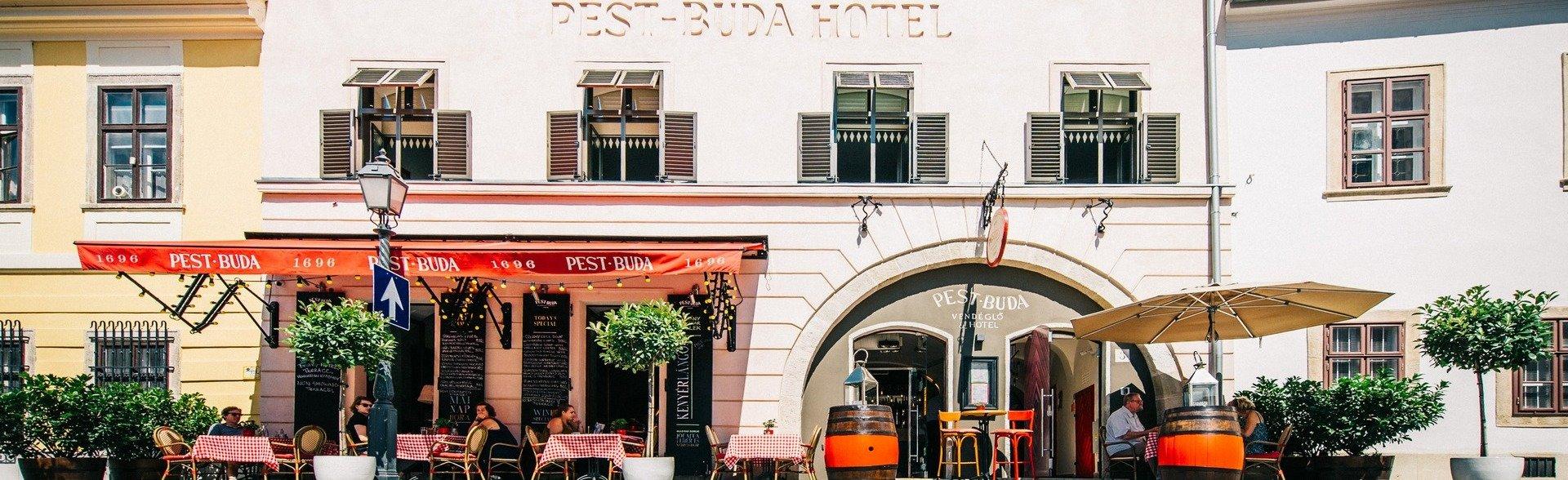 Pest-Buda Bistro