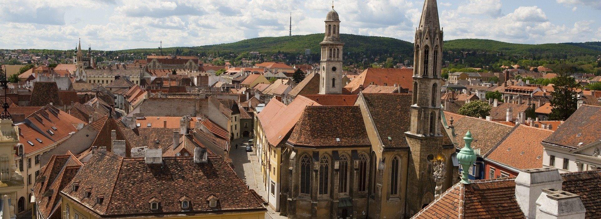 Evangélikus templom és az Országos Evangélikus Múzeum Soproni Gyűjteménye