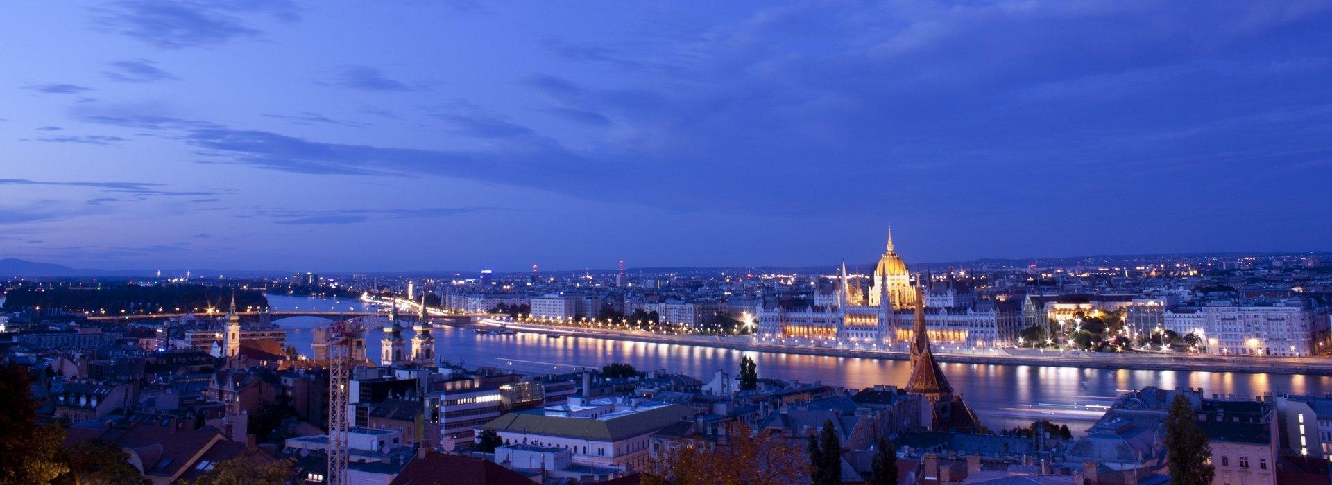 Budapest Umgebung