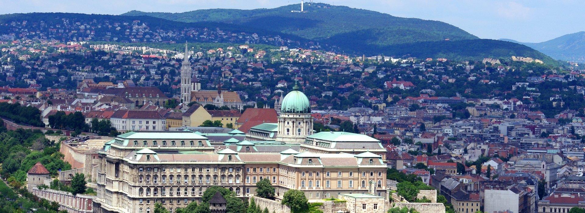 Weltkulturerbe in Budapest