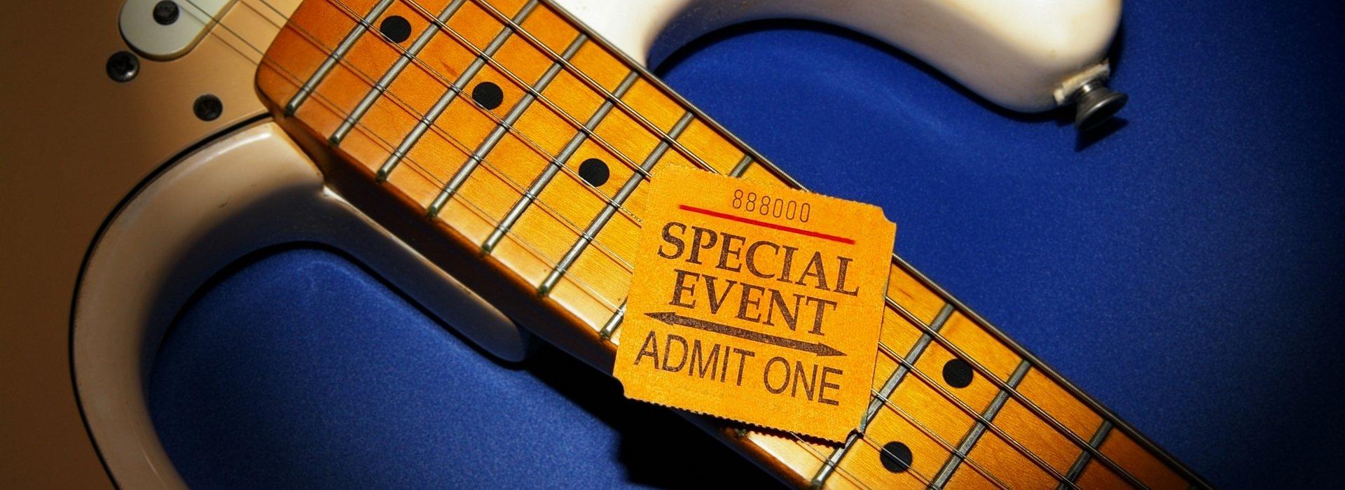 Ticket Verkauf