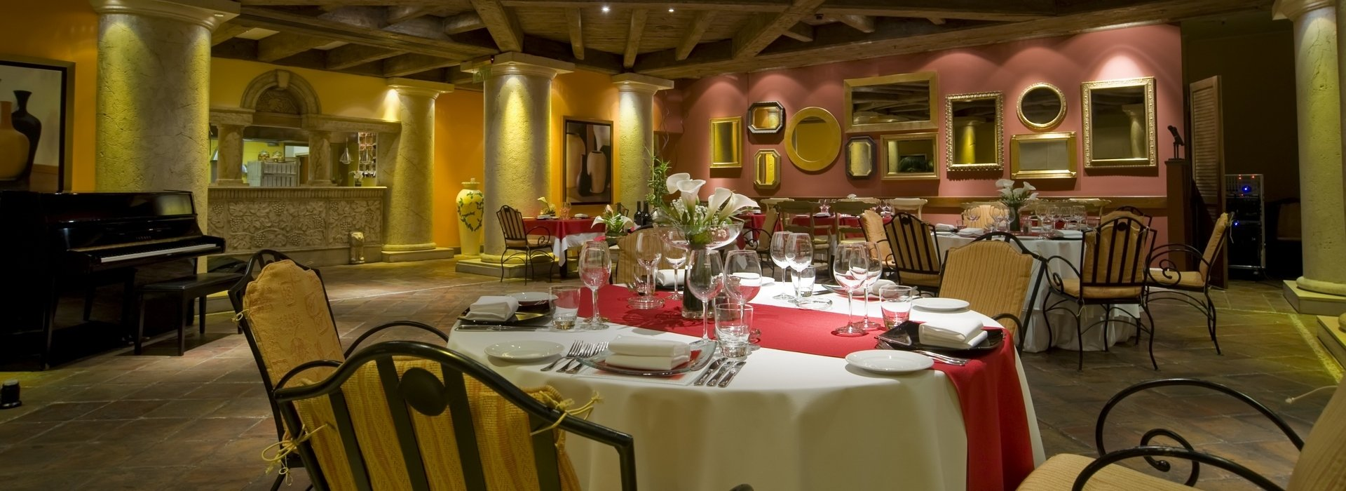 Restaurants in Buda