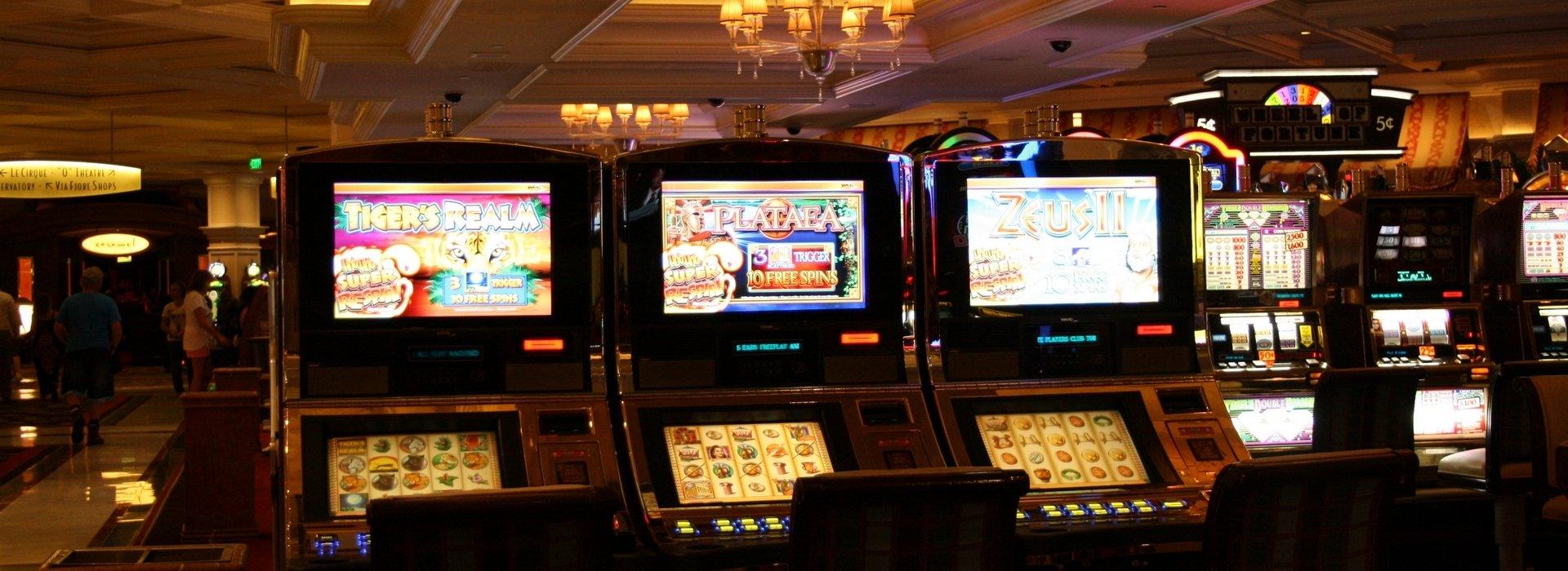Elektronische Kasinos