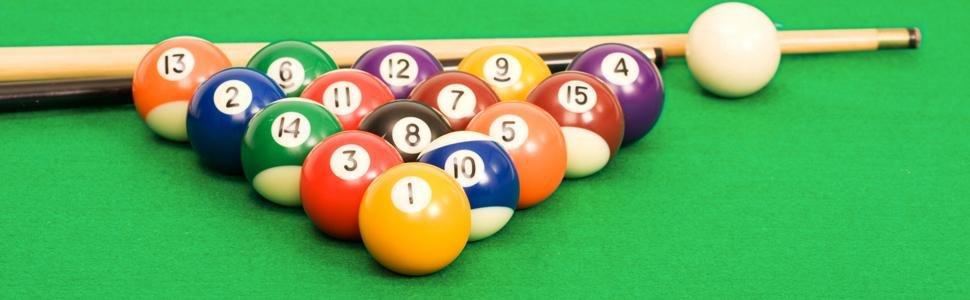 Pool & bowling