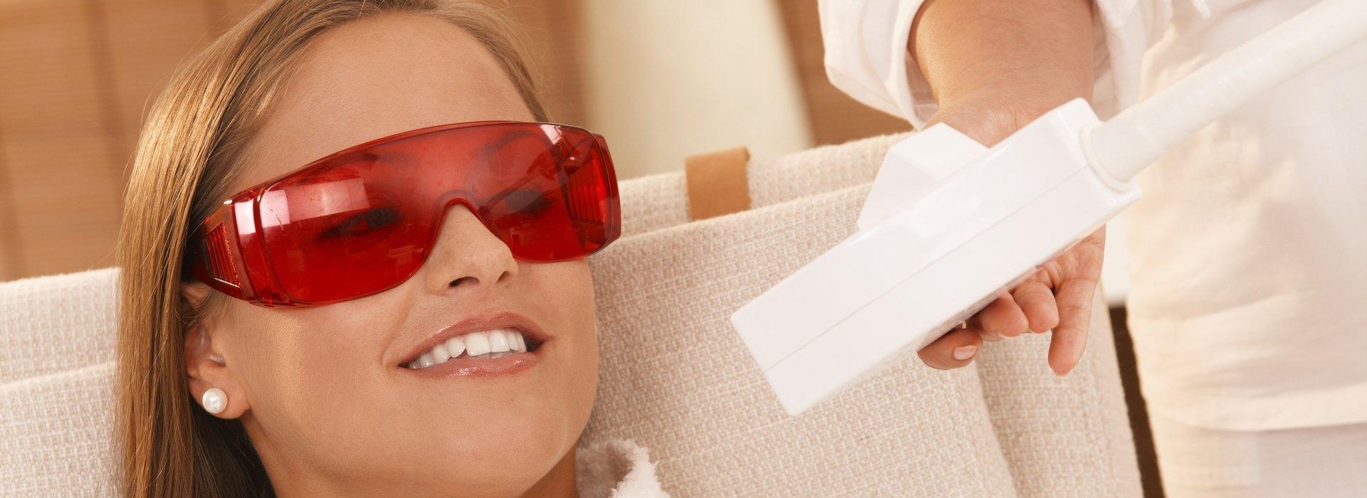 Kurzsichtigkeitkorrektur mit Laser