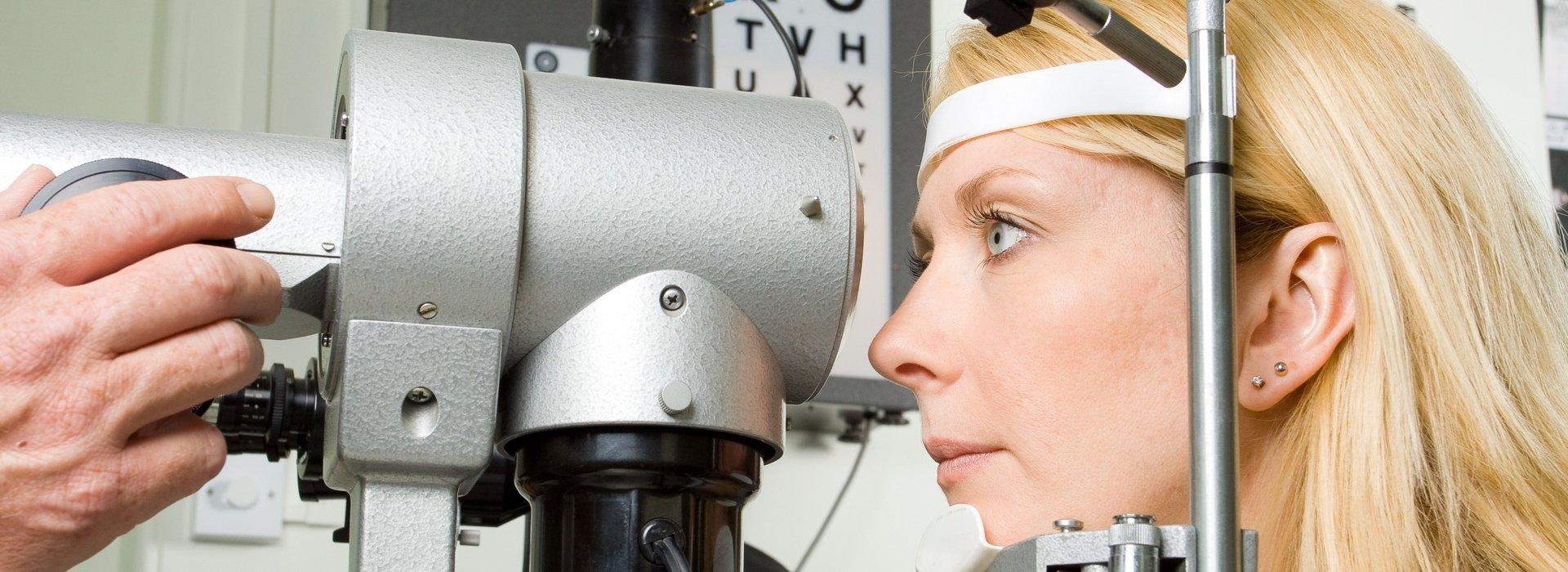 Glaukom Entfernung