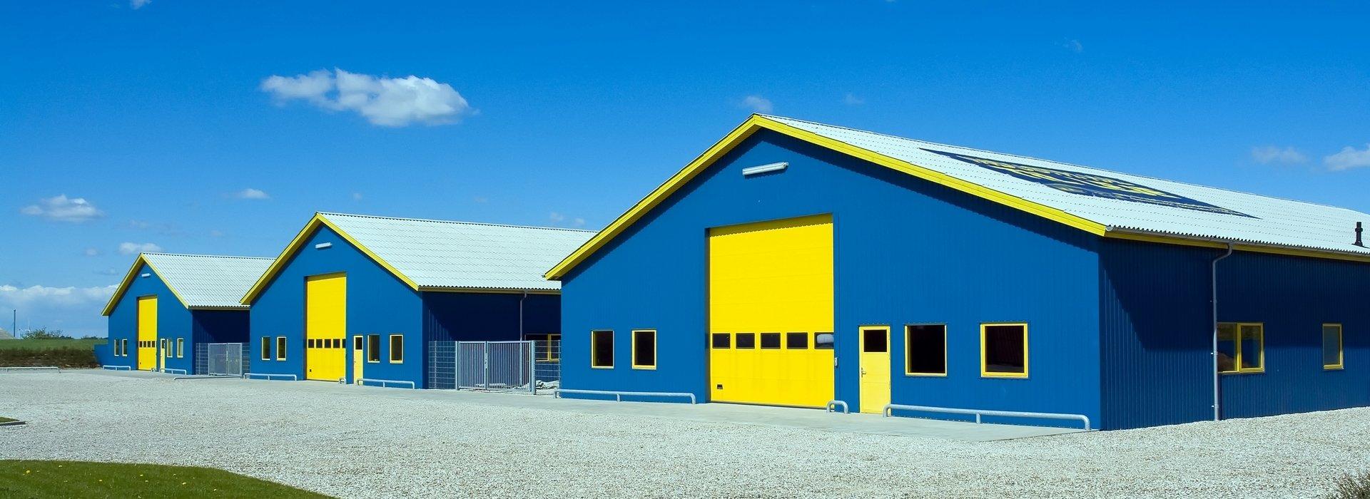 Ipari célú ingatlanok